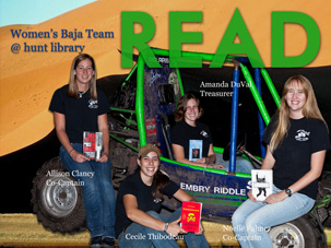 READ - Women's Baja Team