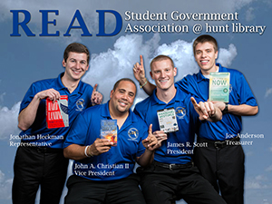 READ - Student Government Association