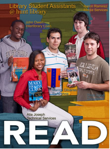 READ - Library Student Assistants