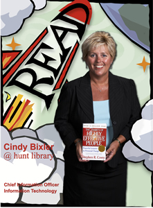 READ - Cindy Bixler