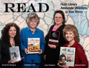 READ - Hunt Library Associate Directors