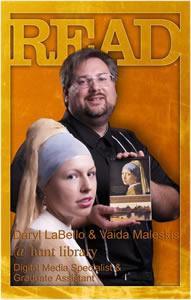 READ - Daryl LaBello & Vaida Maleskis