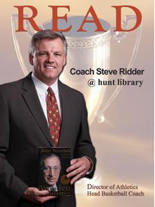 READ - Coach Steve Ritter