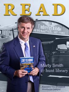 READ - Marty Smith